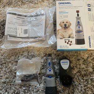 Dremel Pet Nail Grooming Set for Sale in San Francisco, CA