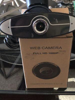 Web camera full hd 1080 / new for Sale in Phoenix, AZ