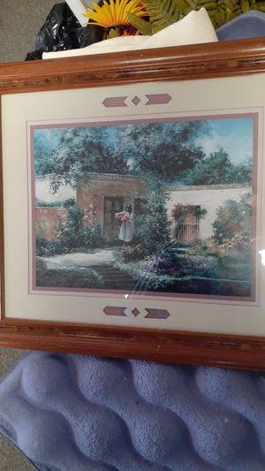 Lee K. Parkinson framed print. for Sale in Wichita, KS