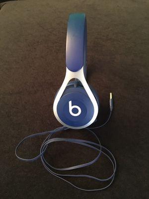 Beats headphones blue for Sale in Mesa, AZ