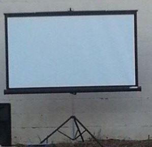 Projector screen for Sale in Cranston, RI