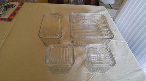 Pyrex. 1932 vintage design fridge dishes for Sale in Hudson, FL