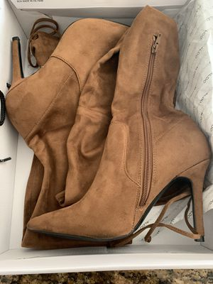 Aldo boots size 7.5 for Sale in Las Vegas, NV