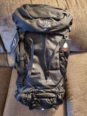 Osprey Kestrel 38L Hiking Backpack. for Sale in Carmichael, CA