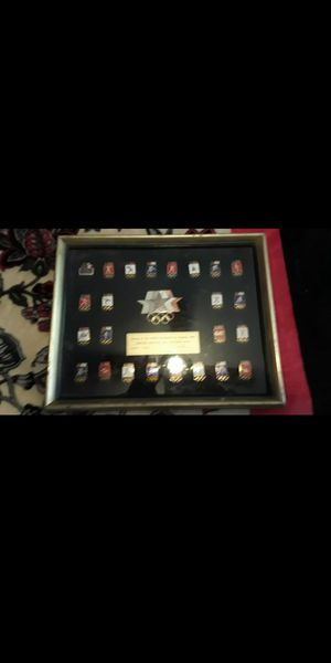 Rare 1983/1984 Olympic pin set series 3 for Sale in Hesperia, CA
