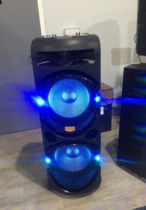 Edison professional Bluetooth speaker for Sale in Madison Heights, MI