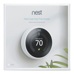 BRAND NEW GOOGLE NEST LEARNING THERMOSTAT for Sale in Etiwanda, CA