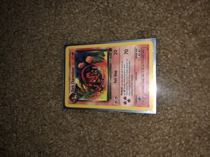 Pokemon card (1998) for Sale in Hayward, CA