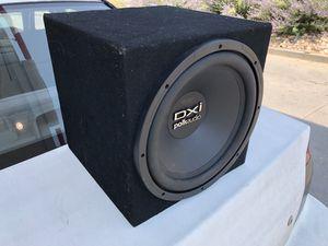 "12"" Polk audio sub/box for Sale in Bow Mar, CO"
