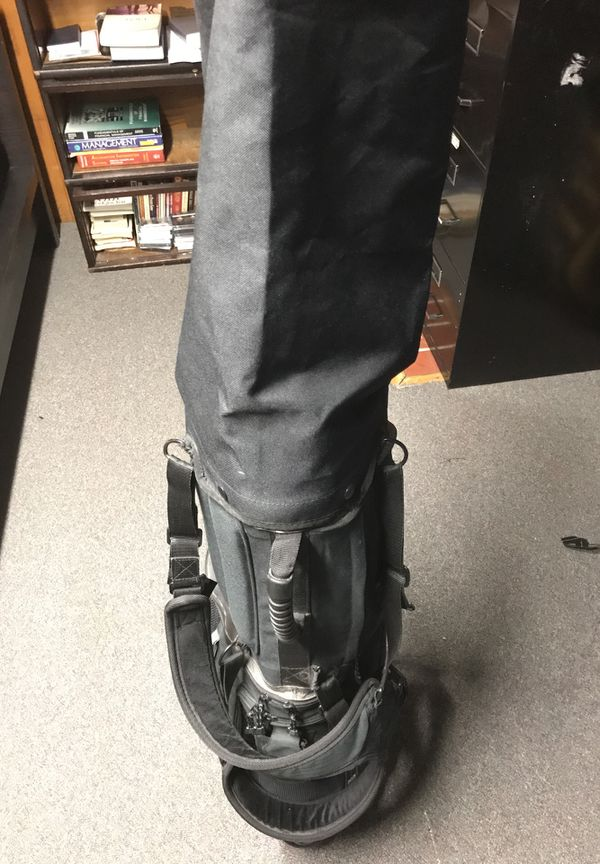 CALLAWAY Golf Bag with Back pack Straps