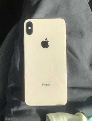 Iphone xs max 64gb for Sale in Irving, TX