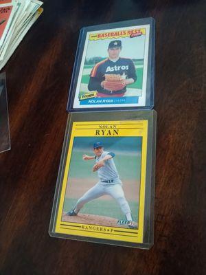 Nolan Ryan baseball cards Lot for Sale in Tampa, FL