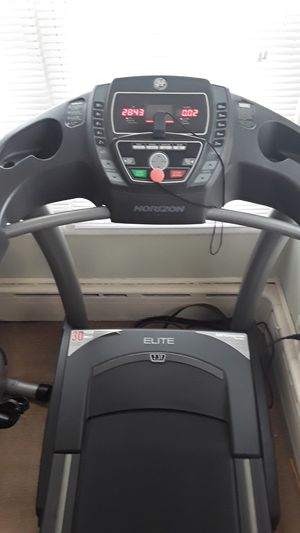 HORIZON FITNESS. Rapid response Drive sistem 30 Year Motor Warranty , Drive and Elevation for Sale in Chicago, IL