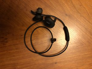 BOSE SOUND SPORT Wireless Headphones for Sale in Detroit, MI