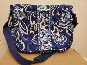 Vera Bradley Blue crossbody bag with adjustable strap for Sale in Falls Church, VA