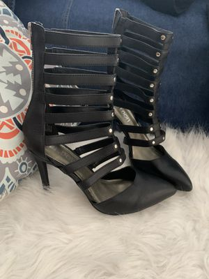 Black heels for Sale in Miami, FL