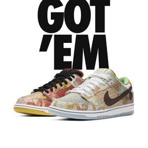 "Nike dunk ""street walker"" 11.5 for Sale in Stratford, CT"