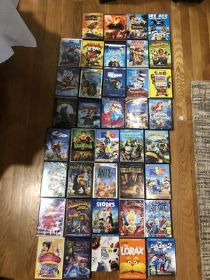 39 DVD's for Sale in Randolph, MA