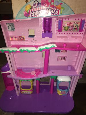 Shopkins Supermall Doll House for Sale in Oak Park, IL