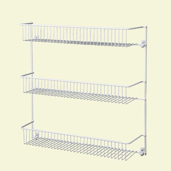 Multi usage storage rack