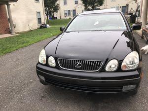 2005 Lexus Gs300 slight wear & tear in the inside for Sale in Philadelphia, PA