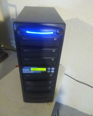 LG duplicator 6 disk 2 more available. for Sale in Detroit, MI
