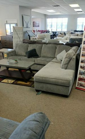 ➡️$39 Down 🍺No İNTEREST      SPECIAL] Altari Alloy RAF And LAF Sectional 144 for Sale in Elkridge, MD