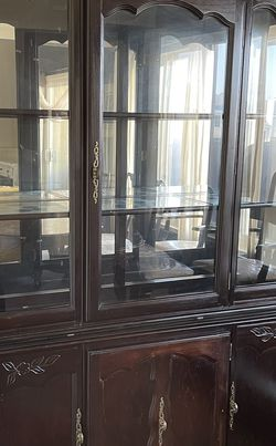 Victorian China/Trophy Cabinet for Sale in San Bruno,  CA