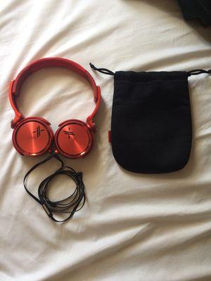 Sony over ear headphones for Sale in Roseville, CA