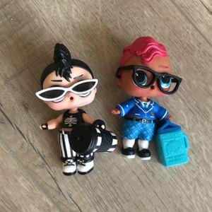 2 Boy LOL dolls for Sale in Glendale, CA