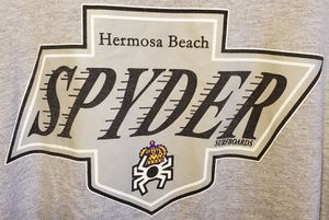 Spyder Surfboards Shirt Men's Size XXL for Sale in Downey, CA