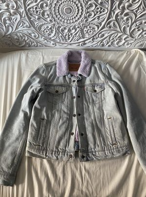 Levi's purple Jacket for Sale in Oakland, CA