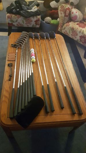 mens golf clubs for Sale in Tampa, FL
