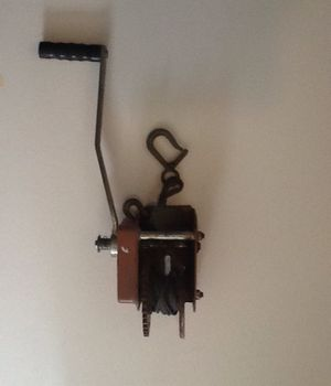 Dutton-Lainson 1200lbs winch for Sale in Fresno, CA