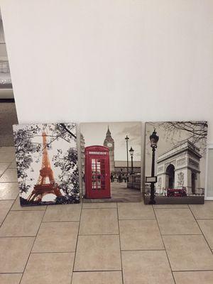 Cuadros de decoración for Sale in Duncanville, TX