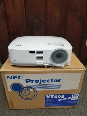 NEC projector for Sale in New Britain, CT