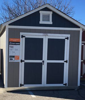 TUFF SHED 10 x 16 RANCH STYLE SHED for Sale in St. Louis, MO