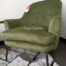 NEW, GREEN Accent Chair, SKU# TCA3000235 for Sale in Westminster,  CA