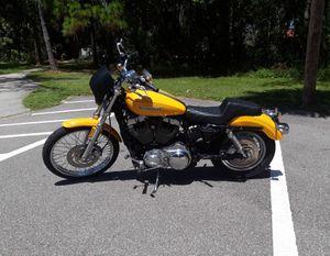 2008 Harley Davidson sportster 1200 for Sale in Seminole, FL