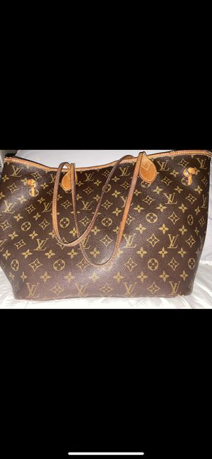 USED Louis Vuitton NeVerful BAg Size:MM for Sale in Los Angeles, CA