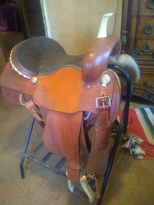Cutting saddle for Sale in Ninnekah, OK