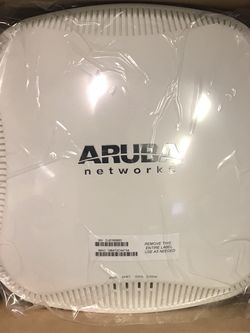 Aruba Instant AP 115 WiFi Access Point And Router + POE Injector for Sale in Hesperia,  CA