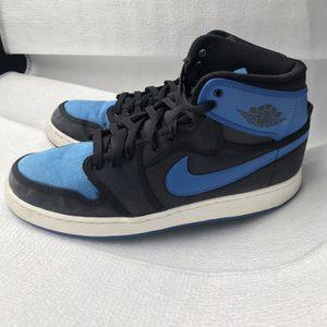 Jordan 1 AJKO High OG Black Sport Blue Royal Sz 11.5 for Sale in Atlanta, GA