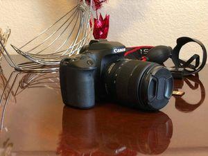 Canon 80D Professional DSLR Camera Full HD VIDEO for Sale in Fair Oaks, CA