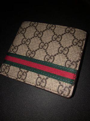 Gucci Wallet [No box] for Sale in Delhi, CA