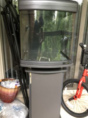 28 gallon nano cube aquarium tank for Sale in Jessup, MD