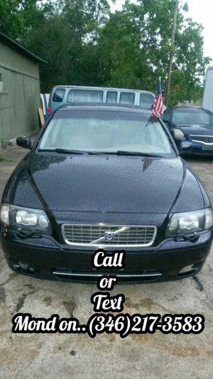 2006 Volvo S80 for Sale in Houston, TX