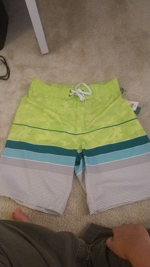 Men's Boardshorts Swimsuit swim trunks size Medium for Sale in Raleigh, NC