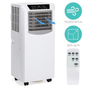 3-in-1 Air Conditioner Fan Dehumidifier for Up to 200 Sq. Ft For Living room Bedroom for Sale in Los Angeles, CA