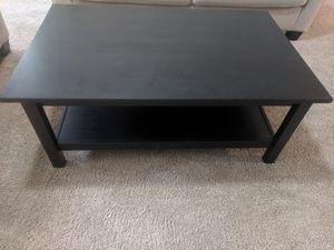 Coffee Table (Black) for Sale in Apopka, FL